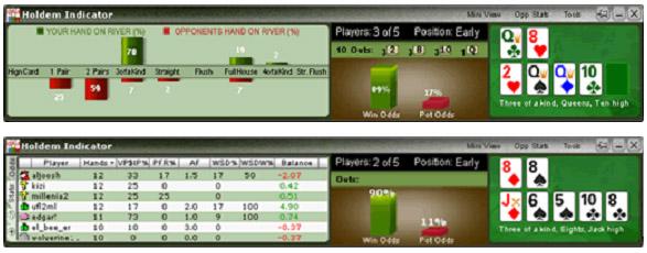 Holdem Indicator — обзор и инструкция к покерному калькулятору